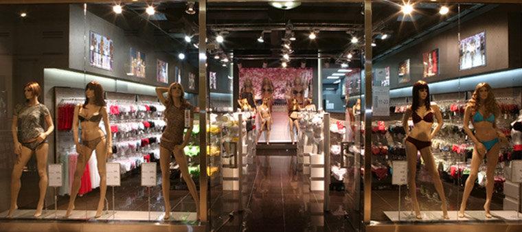 Рейтинг магазинов женского белья спб черепашка массажер