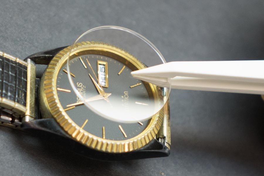 Швейцарские часы в новосибирске починить