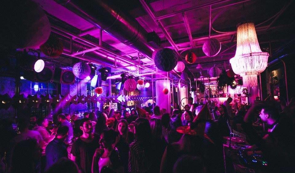 Аэро клуб ночной ночные клубы пушкинская площадь
