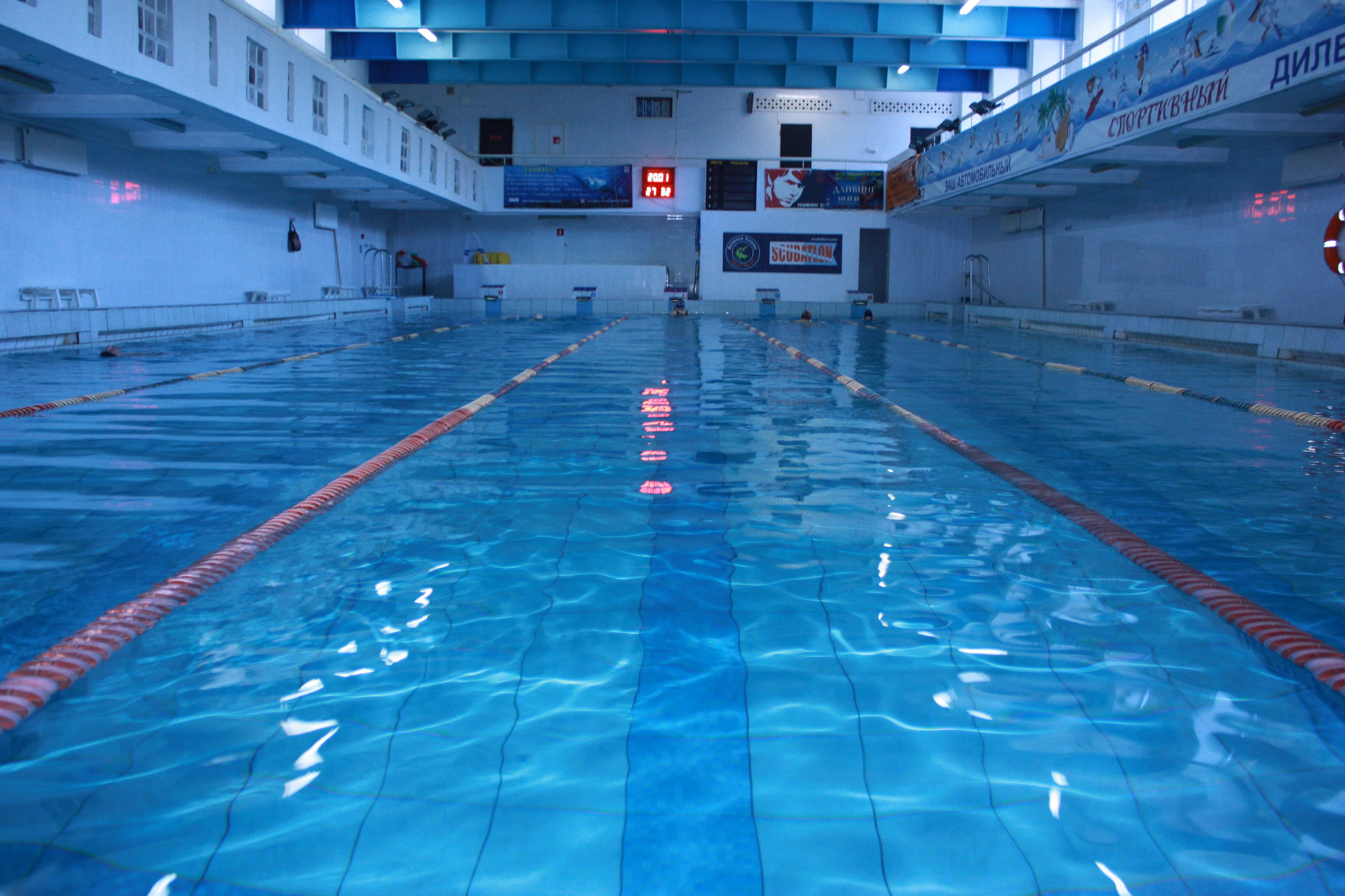 фитнес клубы в свао москвы с бассейном