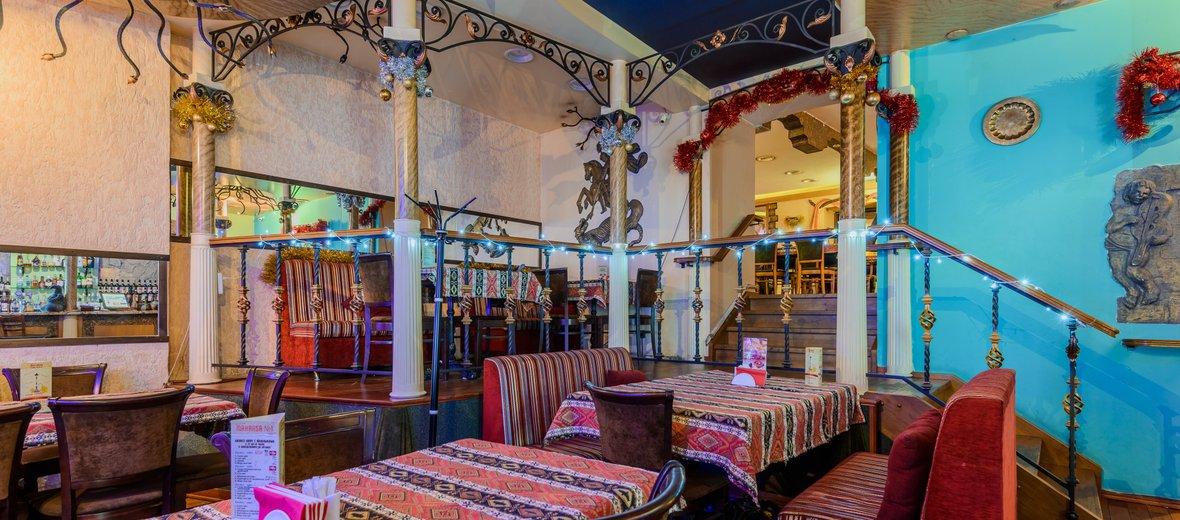 Фотогалерея - Ресторан Махраса №1 на Загородном проспекте