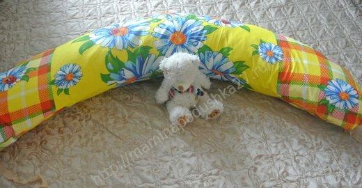 фотография Интернет-магазин подушек для беременных Мамина поДушка