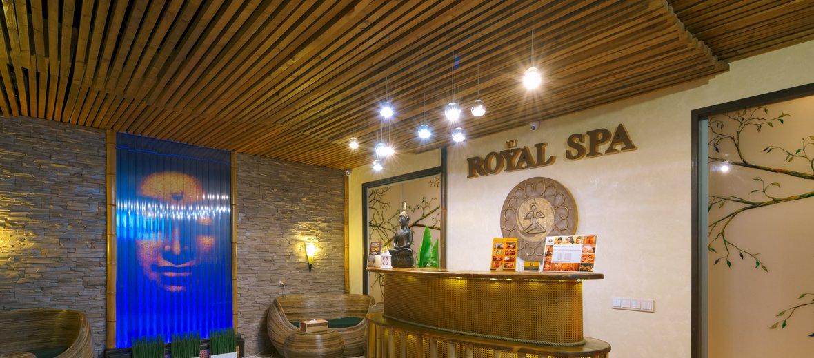 Фотогалерея - Спа-салон массажа Royal Spa на улице Фридриха Энгельса