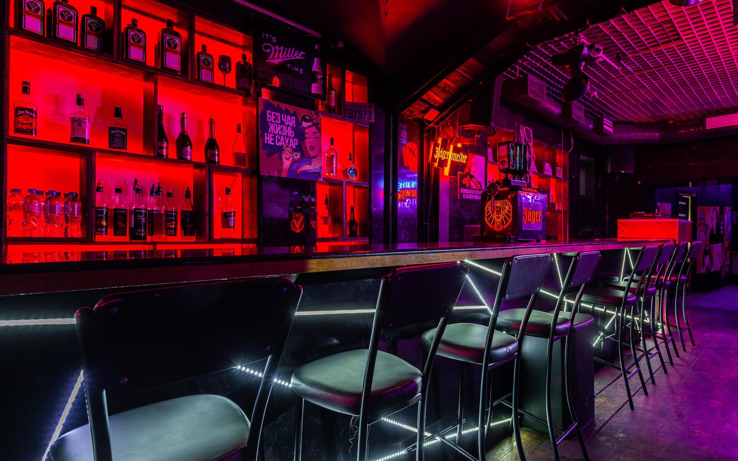 фотография Ночного клуба SCANDAL BAR на улице Ломоносова