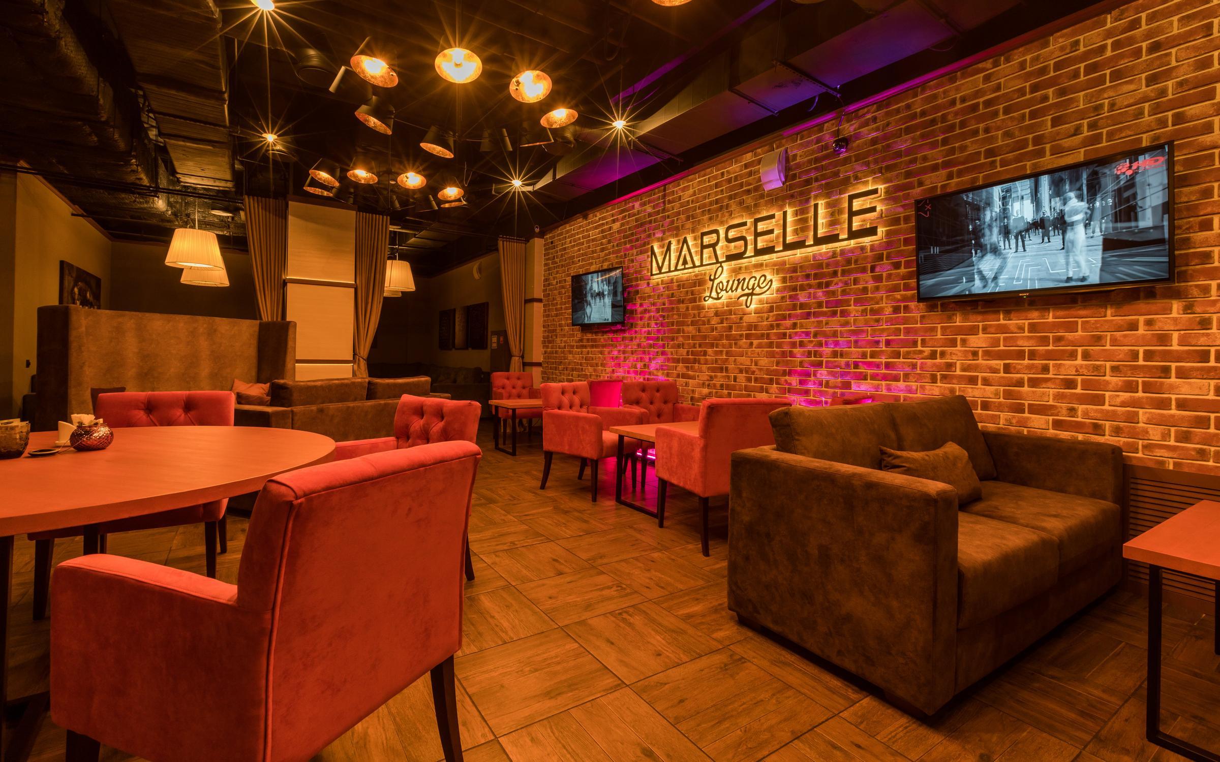 фотография Кальянной Marselle Lounge на улице Октября город Реутов