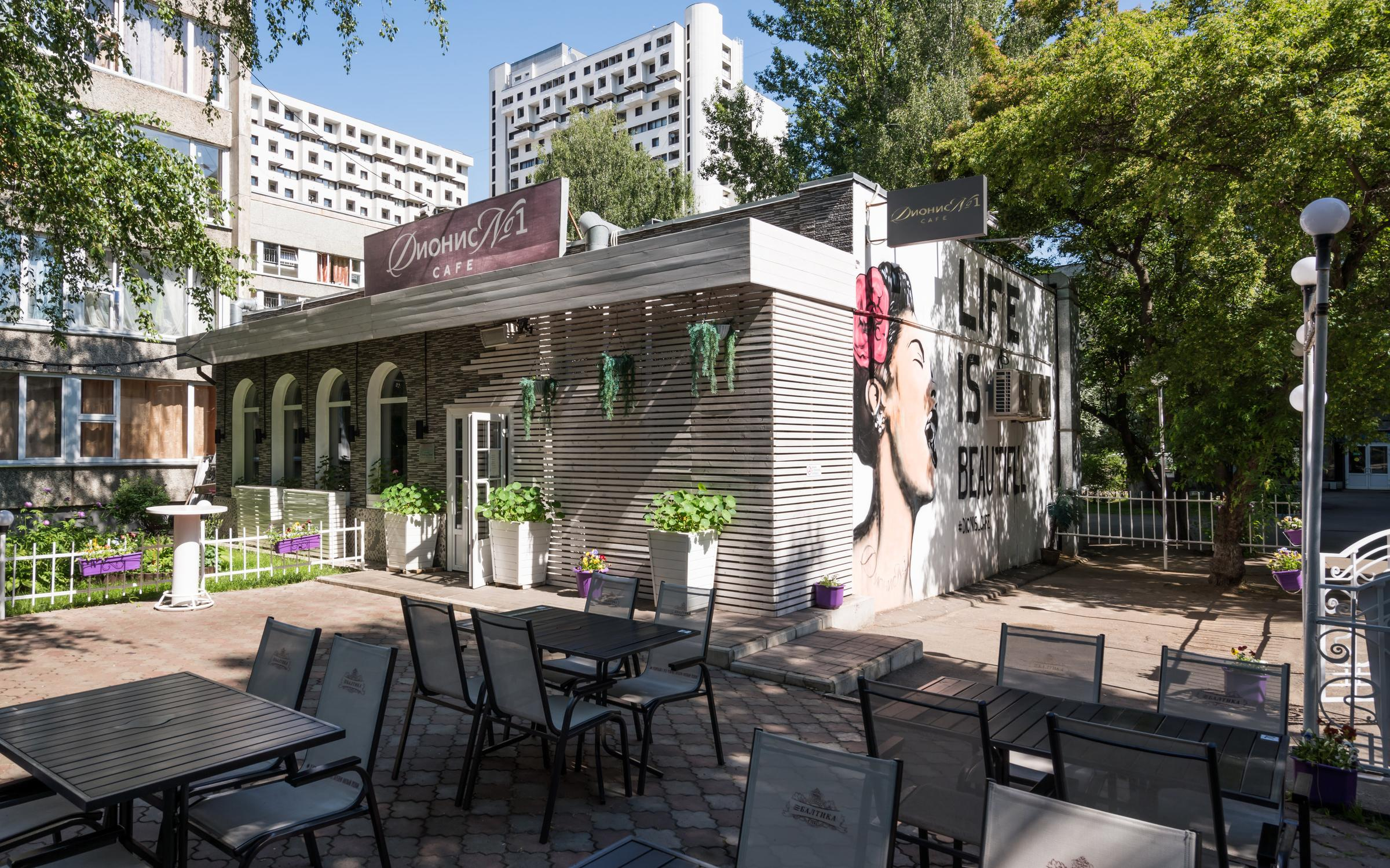 фотография Кафе Дионис №1 на улице Миклухо-Маклая