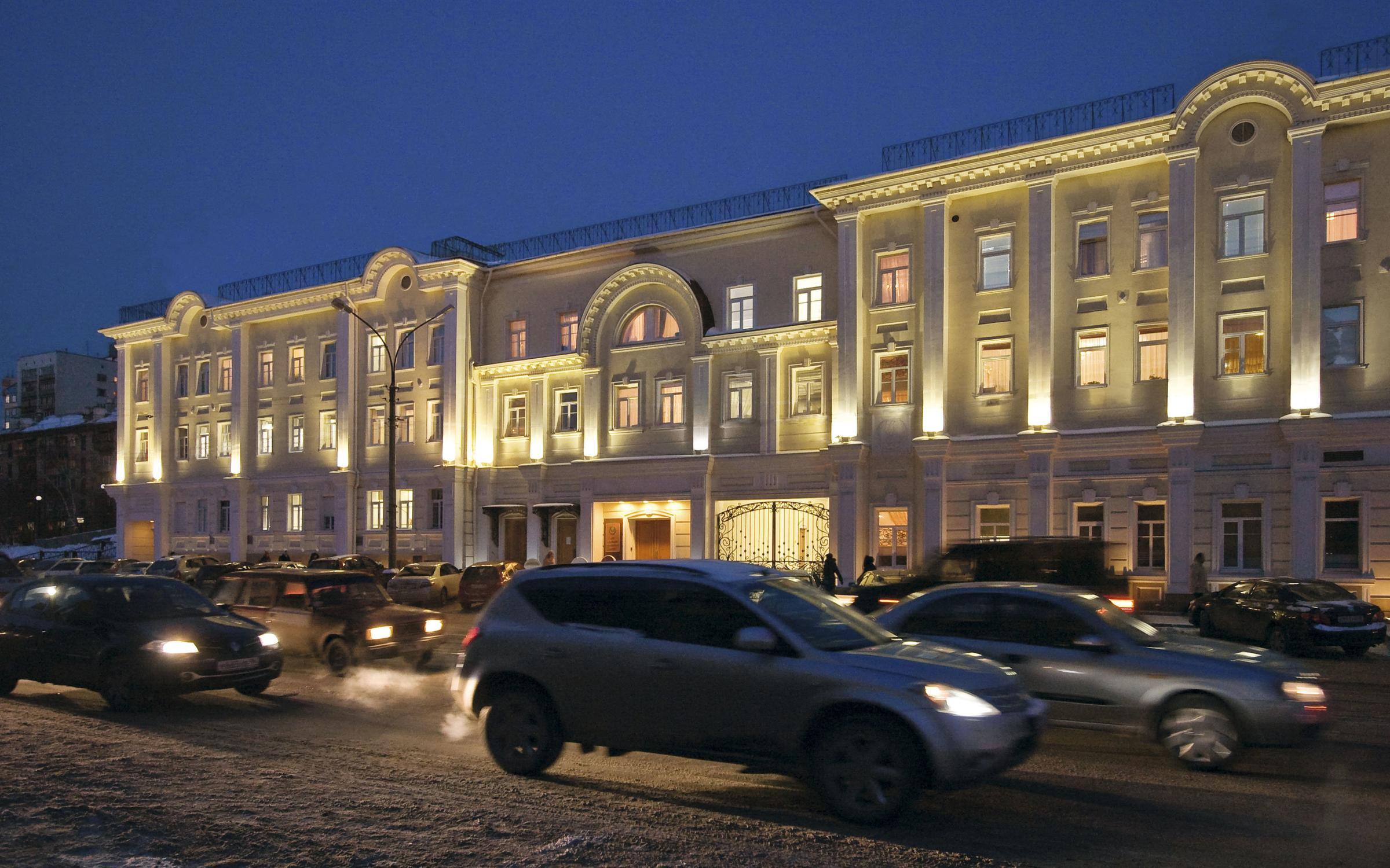 фотография Центра косметологии и пластической хирургии имени С.В. Нудельмана на улице Московской, 19