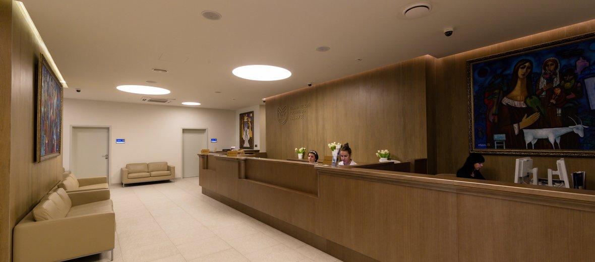 Фотогалерея - Многопрофильный медицинский центр Клинический госпиталь на Яузе