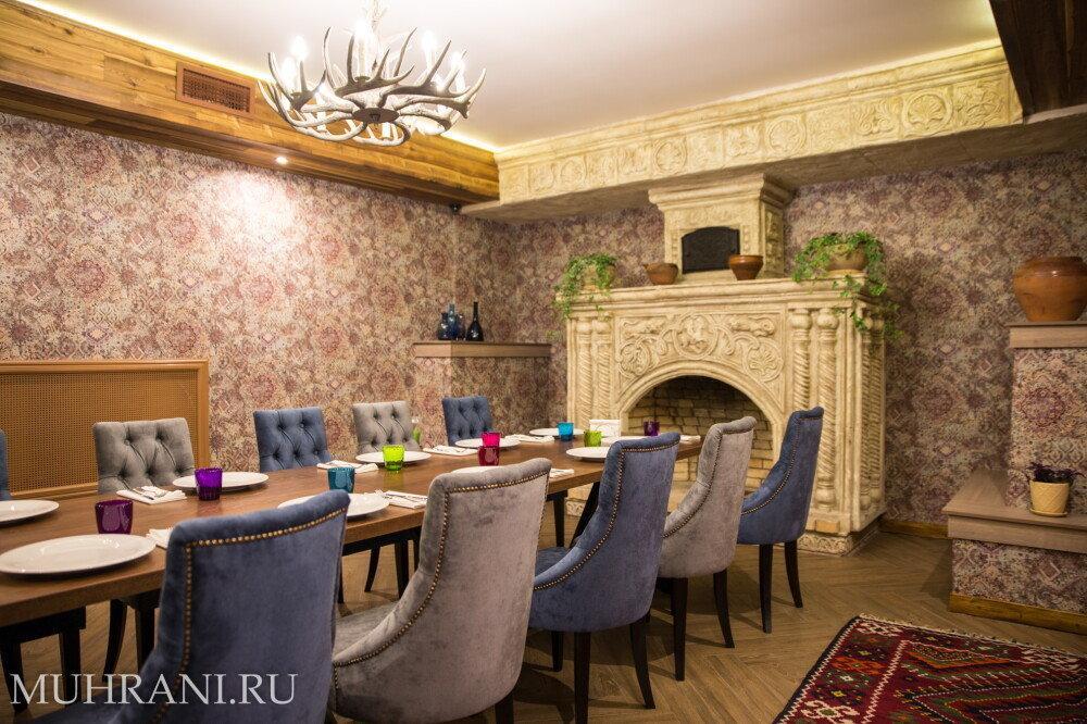 фотография Ресторана грузинской кухни Chacha by Ginza в проезде Дежнёва
