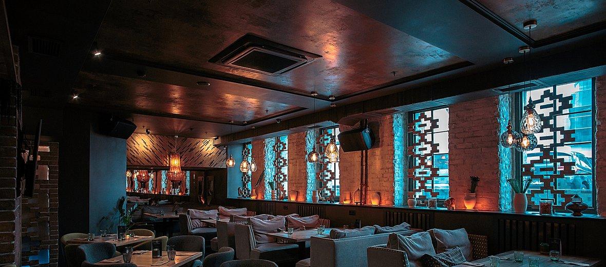 Фотогалерея - Ресторан восточной и азиатской кухни Шах и Мята на улице Труда