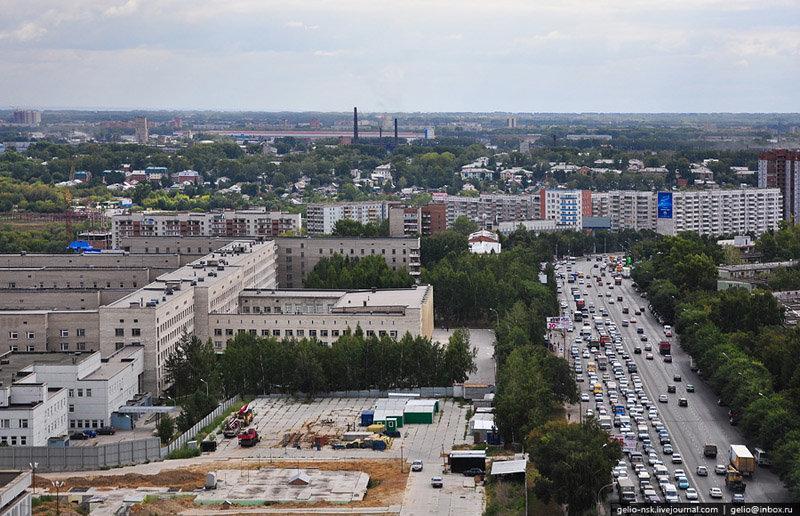 фотография Новосибирская Областная Больница на улице Немировича-Данченко