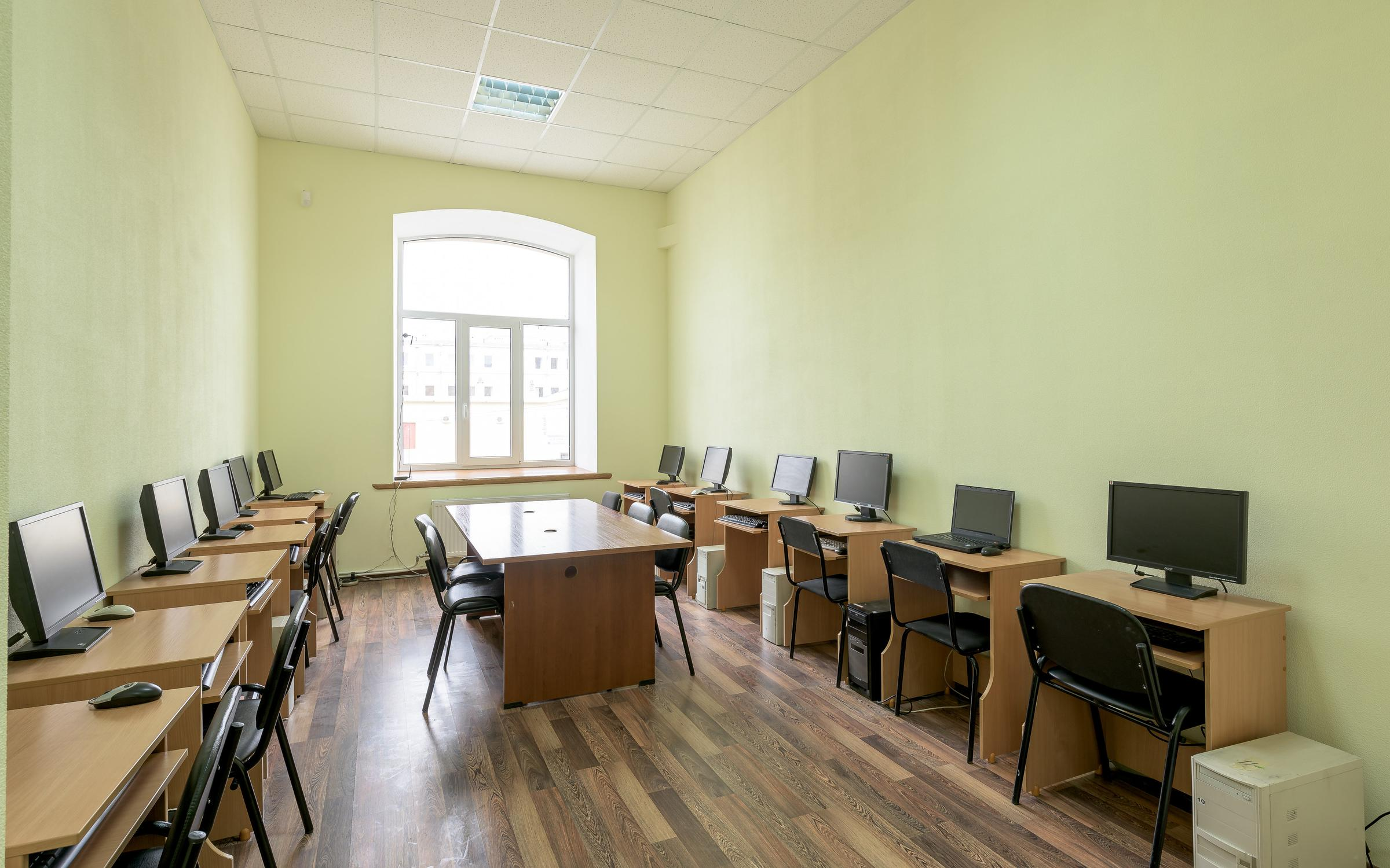 фотография Учебного центра Коннессанс на метро Московские Ворота