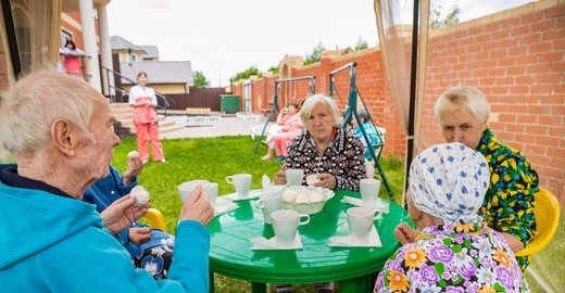 фотография УКСС частный дом престарелых в Домодедово