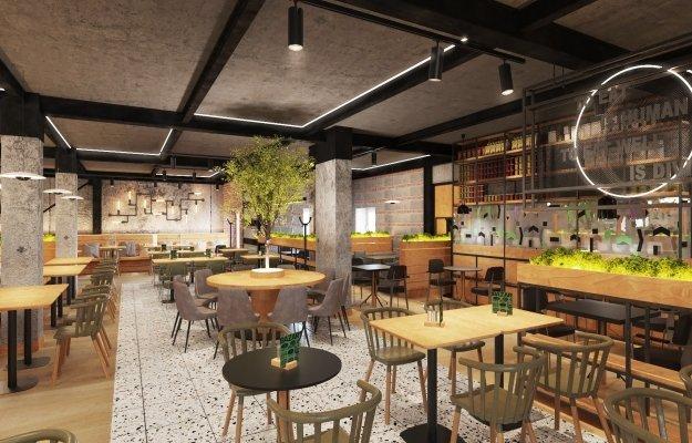 фотография Ресторана BAZAR на улице Свободы