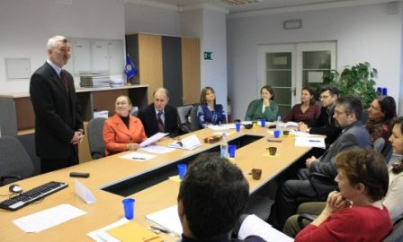 фотография РГПУ Санкт-Петербургская высшая школа перевода