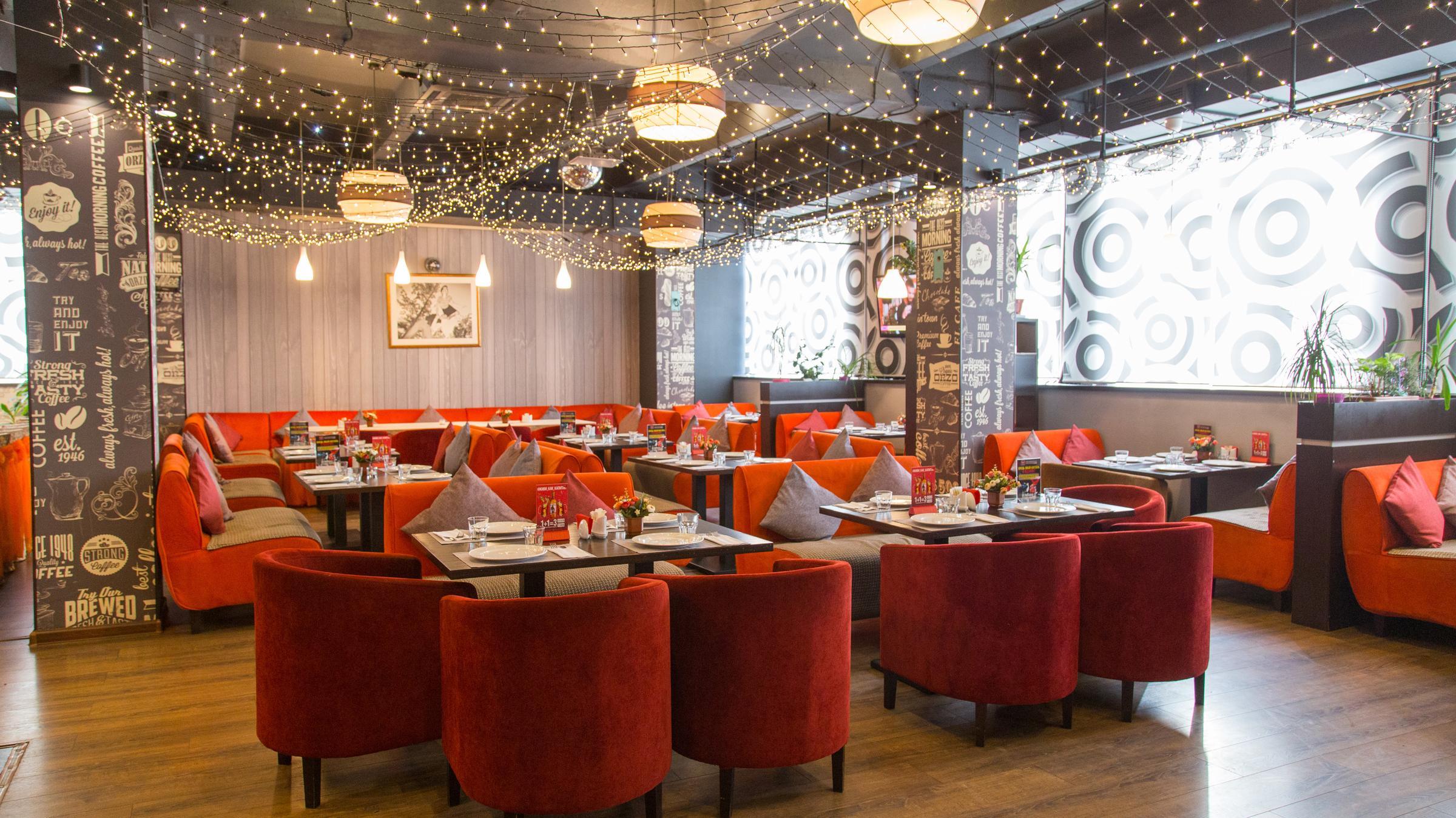 фотография Бара-ресторана Территория в Бирюлево