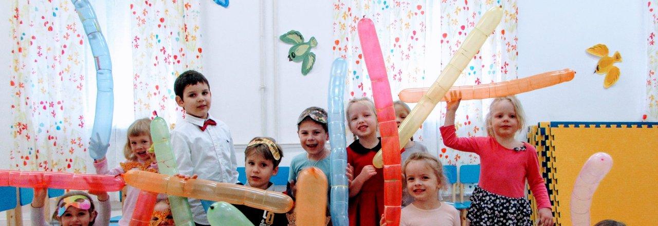 фотография Частного детского сада Счастливое детство на Башиловской улице