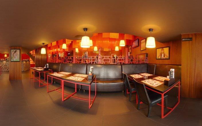 фотография Ресторана японской кухни Maki Maki в ТЦ Принц Плаза