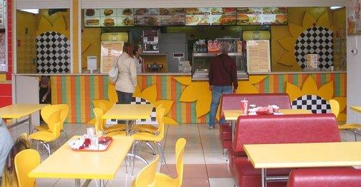 фотография Сеть кафе-бистро Курочка рядом в ТЦ Континент