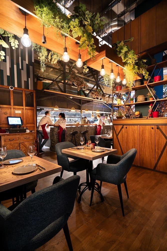 фотография Итальянского ресторана Amarena Albero