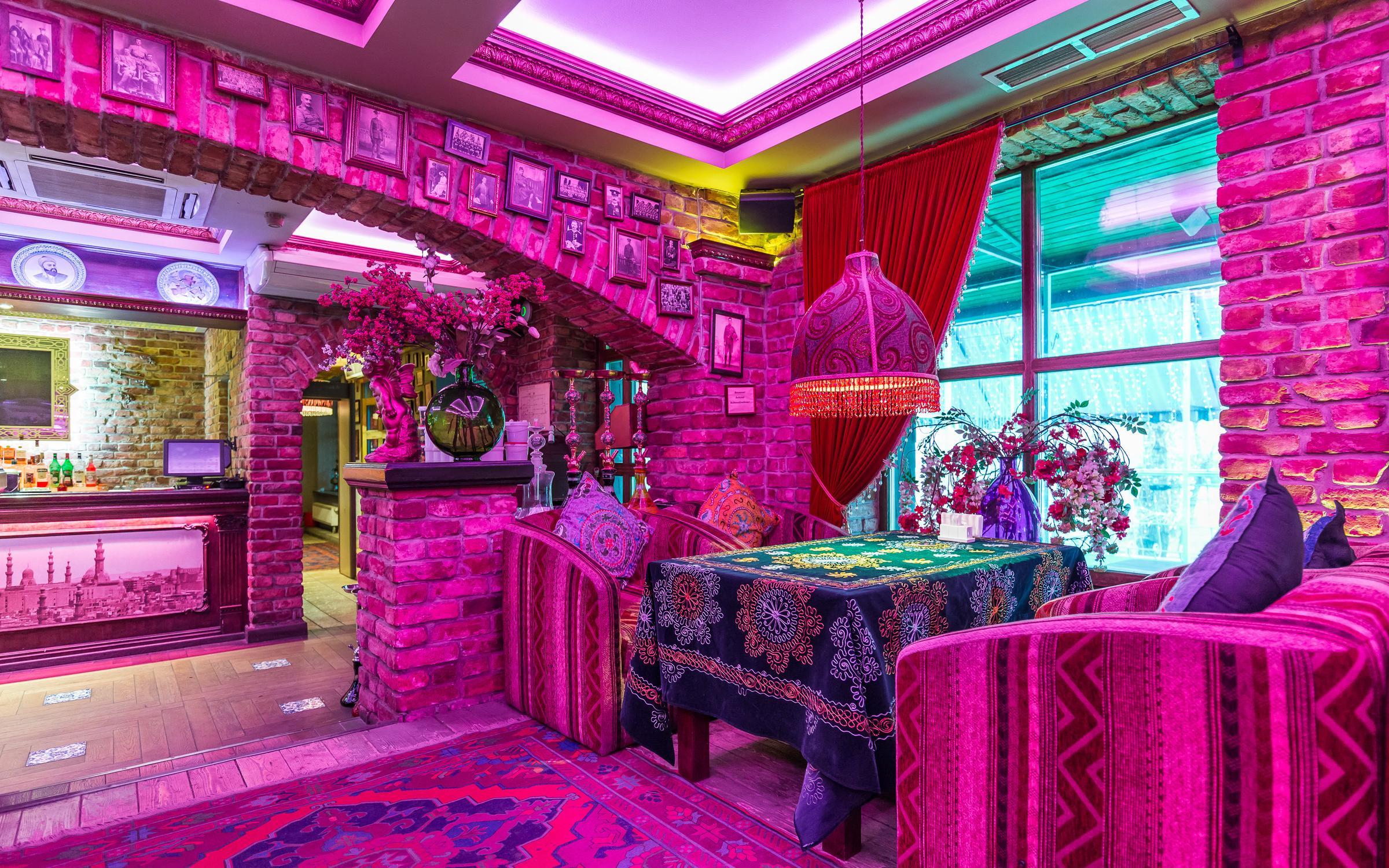 Ресторан Урюк Чайхана Lounge Bar в Москве – отзывы