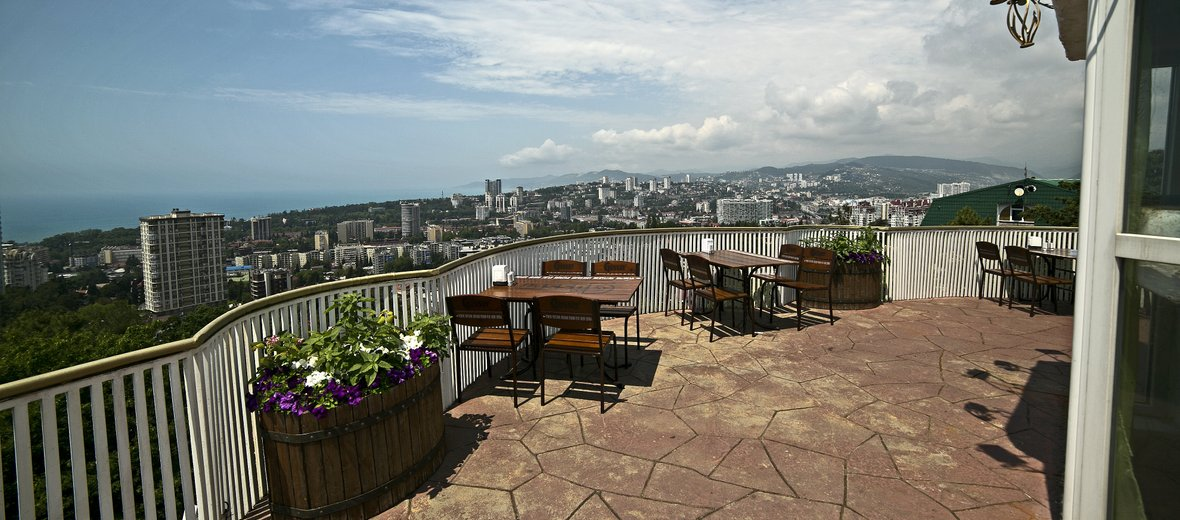 Фотогалерея - Ресторан Панорама на Альпийской улице