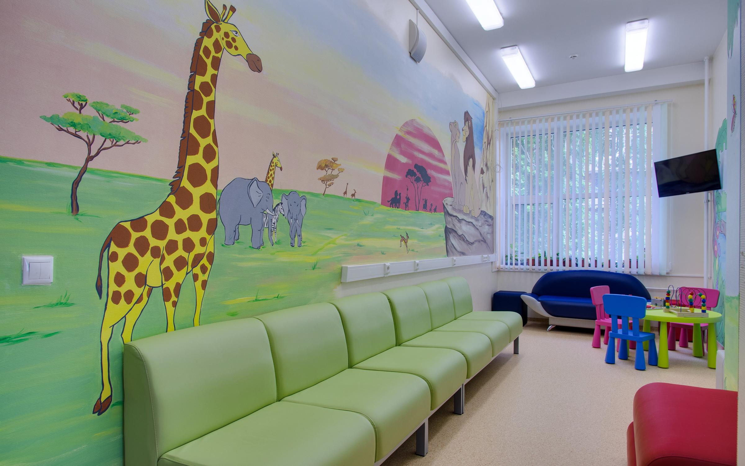 Лор отделение в 11 больнице в рязани