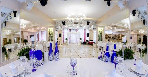 фотография Ресторана Банкет Холл в АМАКС Отель Омск