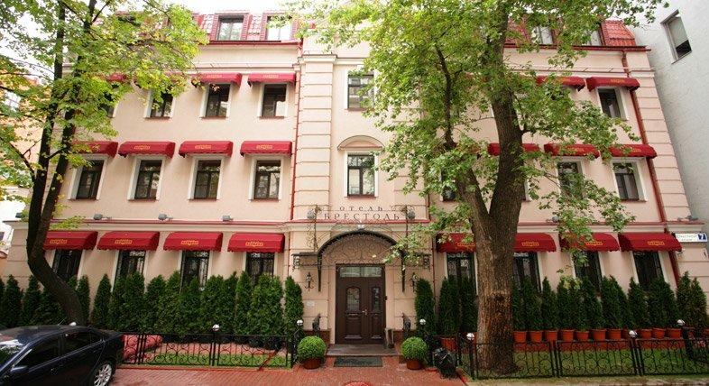 фотография Отеля Брестоль на Страстном бульваре