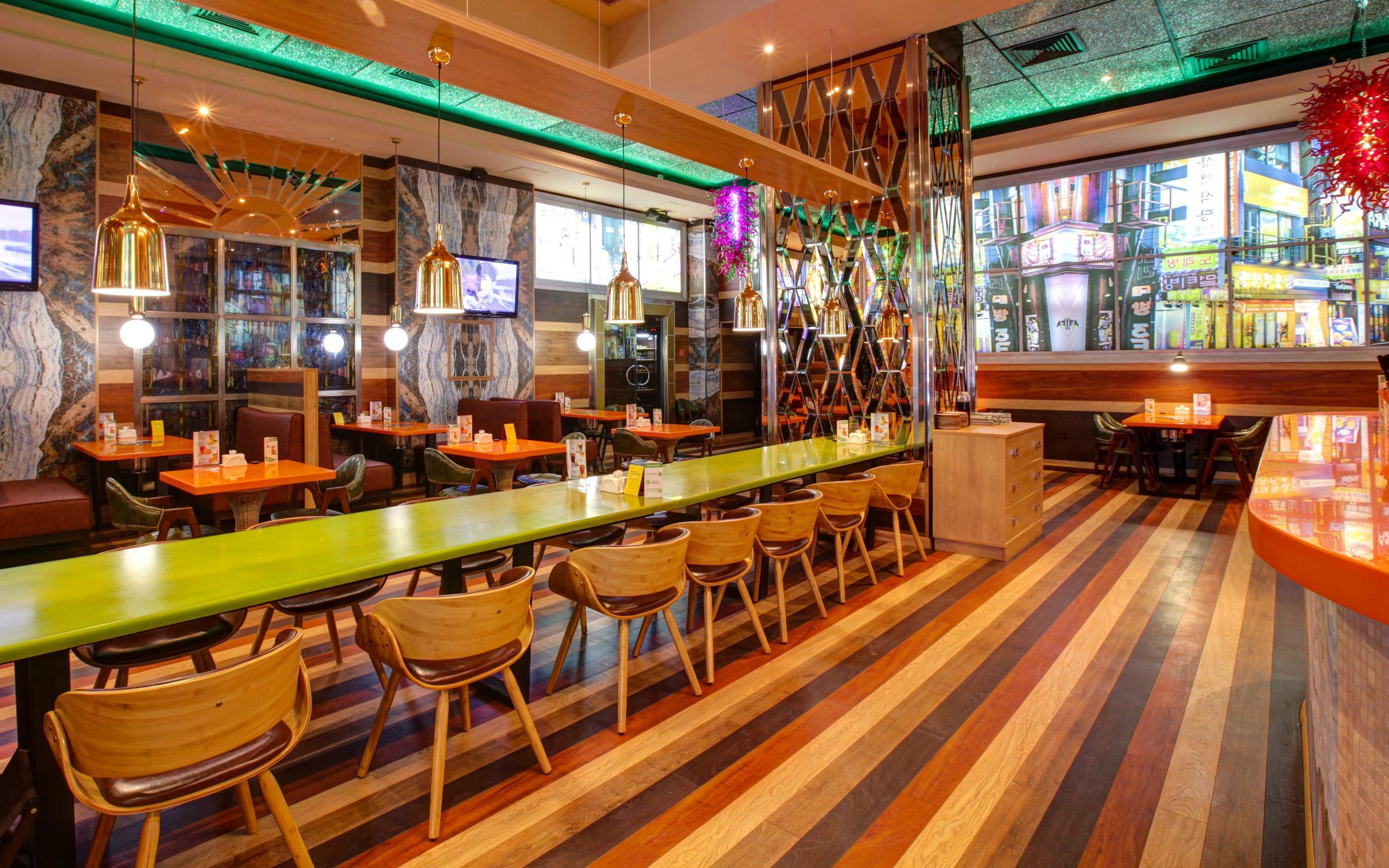 фотография Ресторана корейской кухни КИМЧИ на метро Маяковская