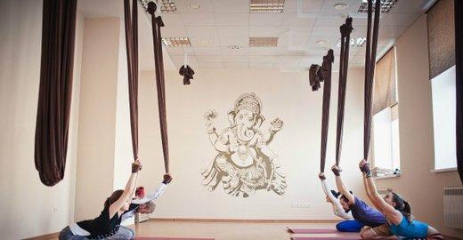фотография Студии йоги Гаруда