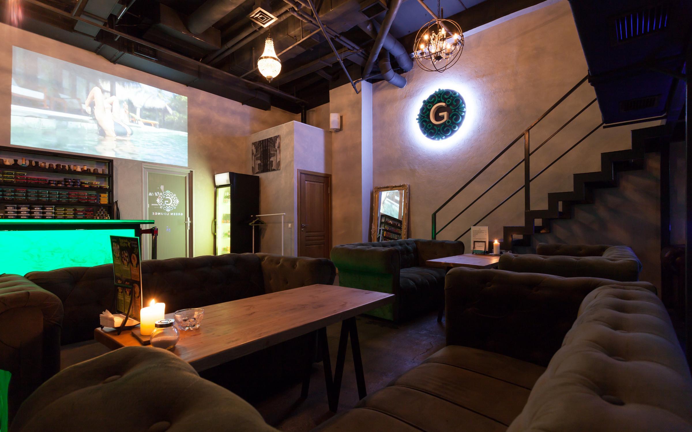 фотография Кальянной Green Lounge на проспекте Вернадского