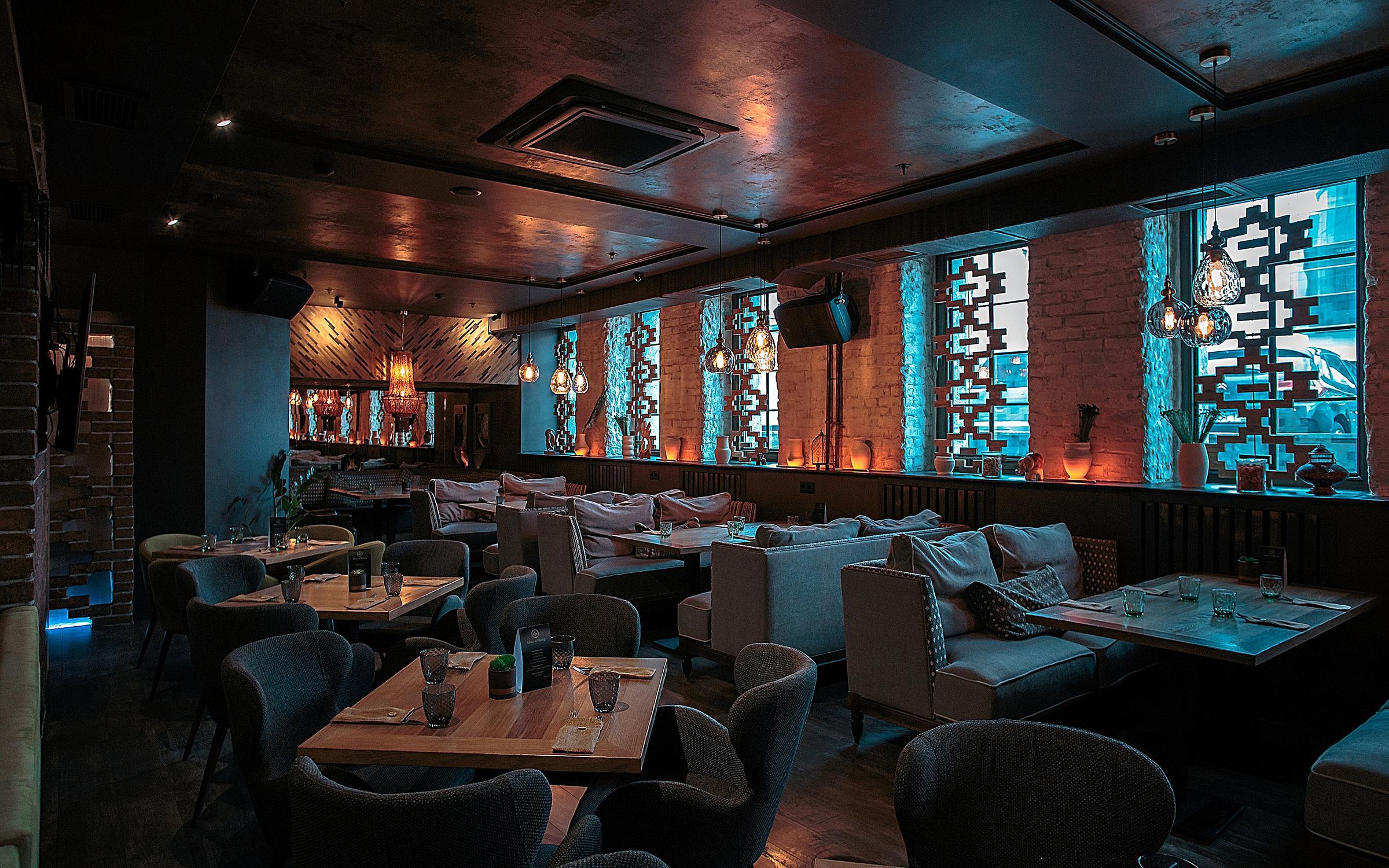 фотография Ресторана восточной и азиатской кухни Шах и Мята на улице Труда