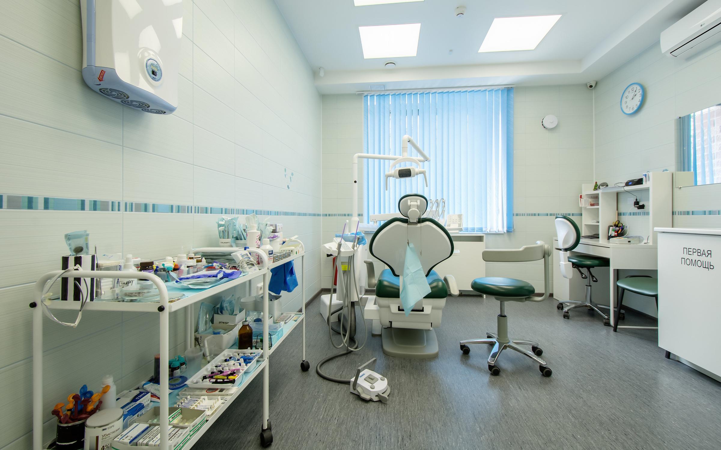 фотография Стоматологического центра Мой Зубной на улице Орбели