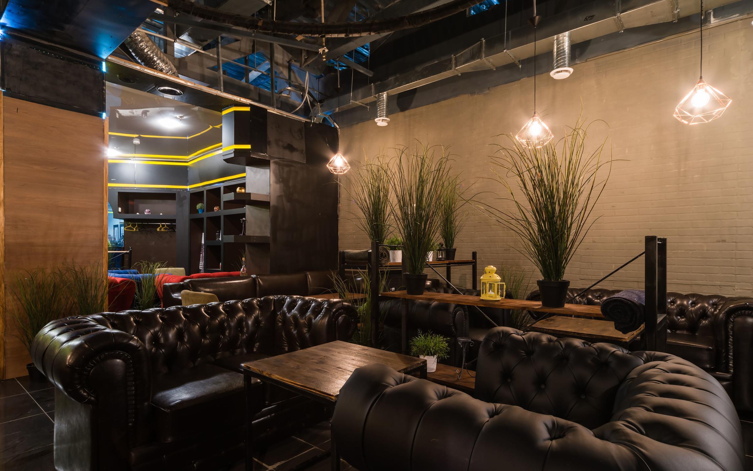 фотография Кальянной лаунж-бар Лампа Lounge в Путилково