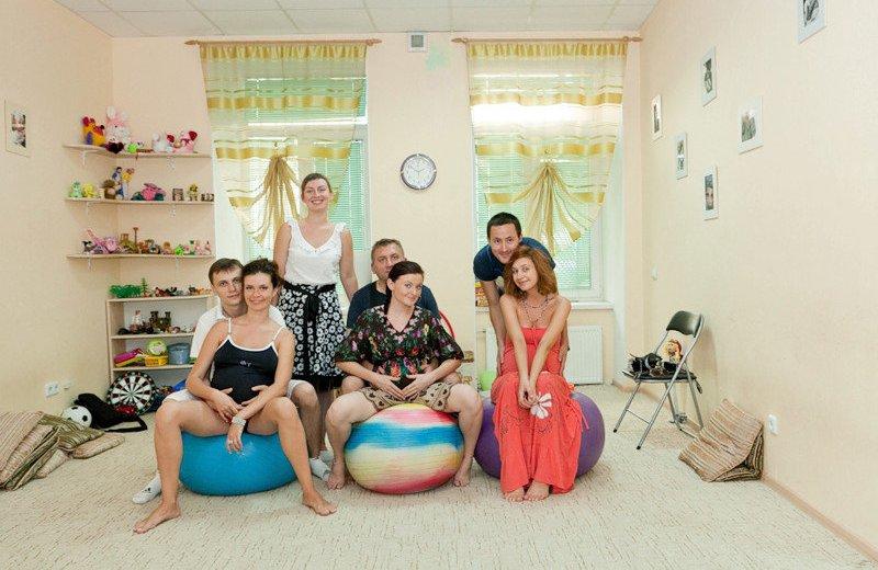 Фотогалерея - Лада, сеть школ будущих мам