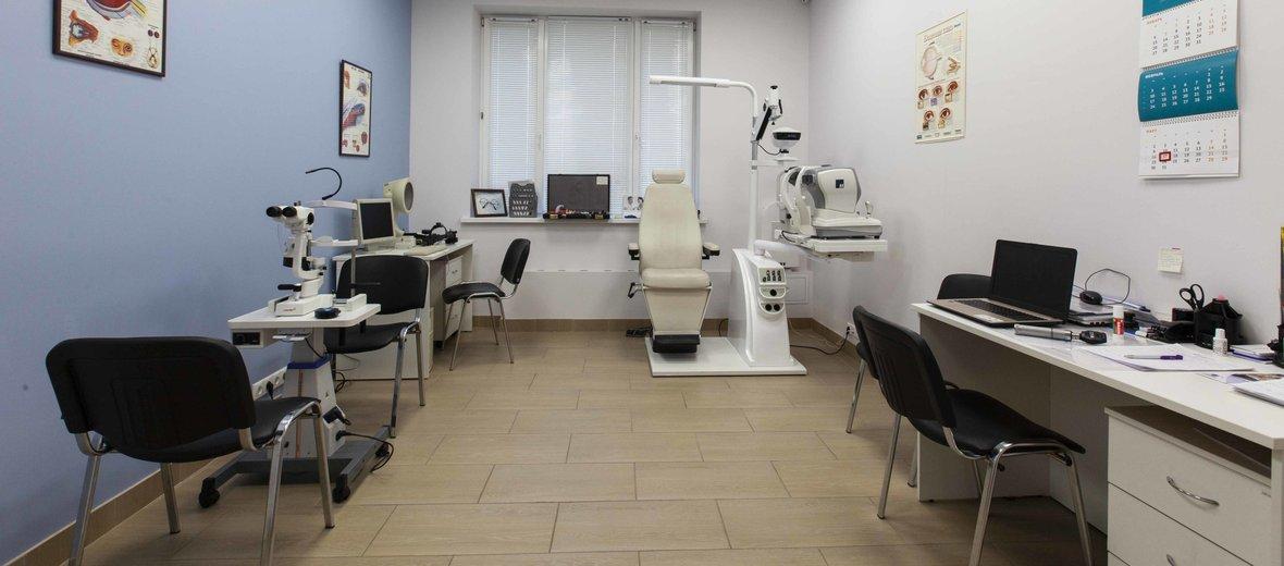 Фотогалерея - Офтальмологическая клиника Clean View Clinic на Молодогвардейской улице