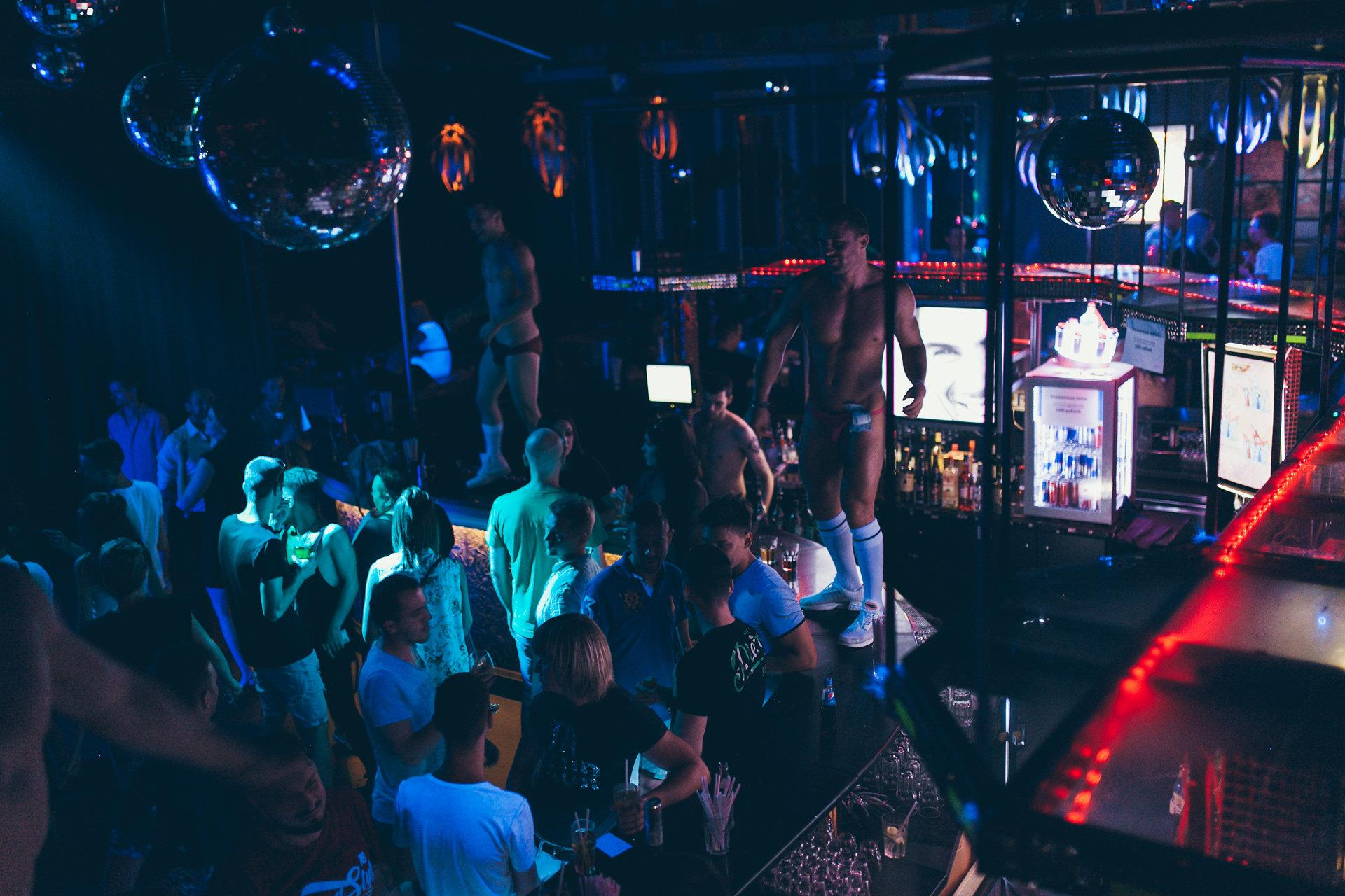 Рижские гей бары