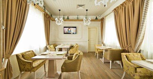 фотография Ресторана Villaggio на улице Воронцовские Пруды