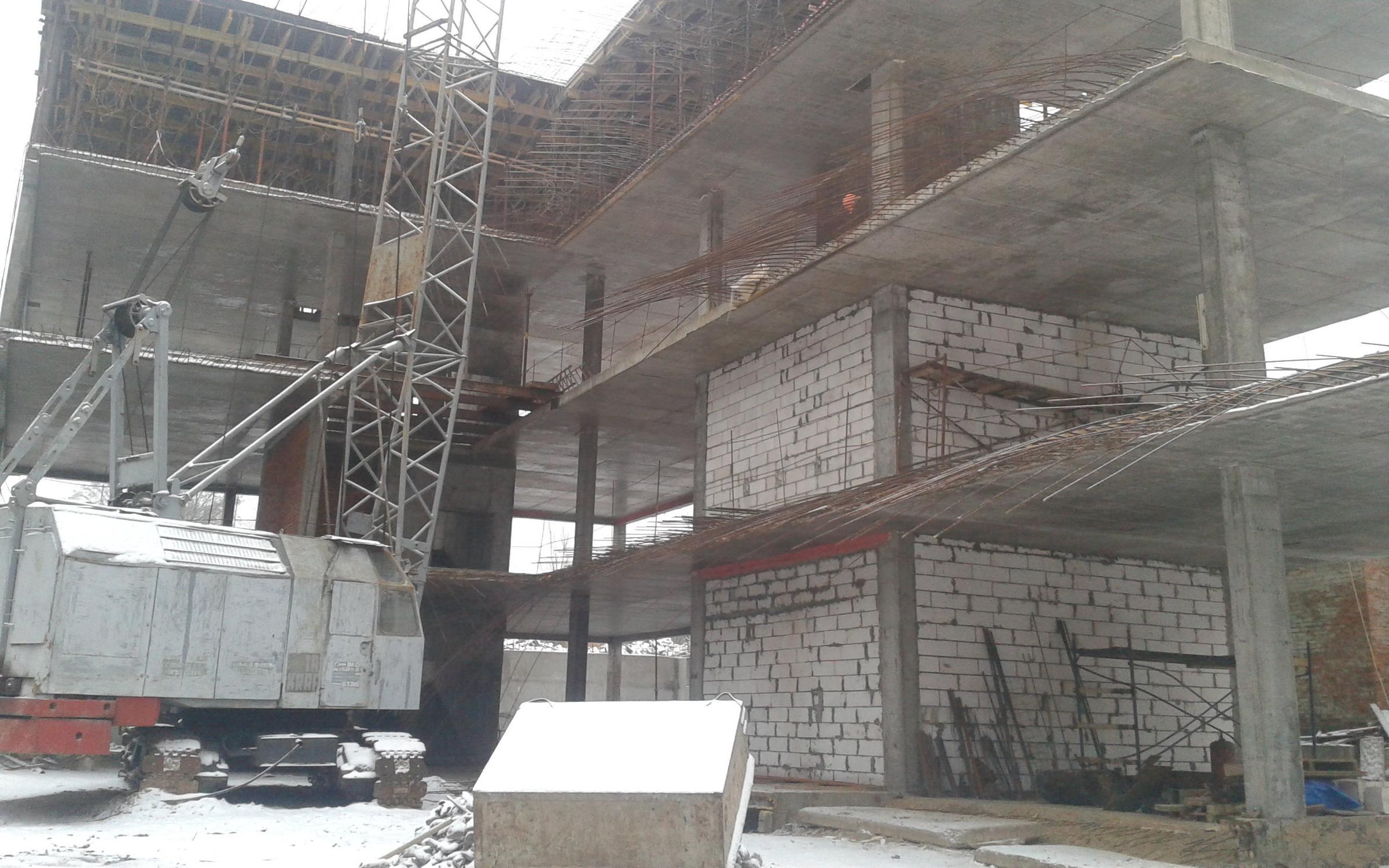 фотография Строительной компании Строй-Ин на улице Комарова