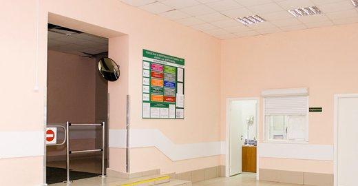 Поликлиника 6 белгорода запись к врачу