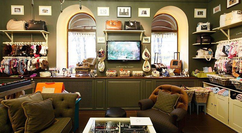 фотография Салон-бутик для собак Groom Room на Петровском бульваре