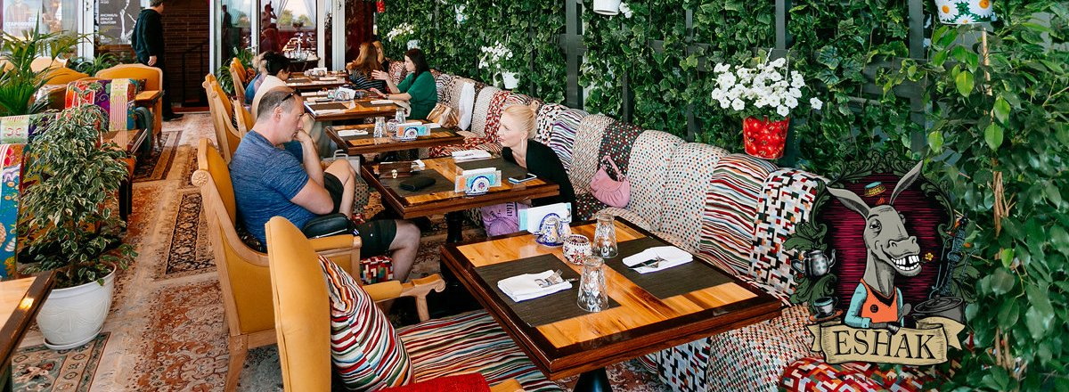 фотография Ресторана Eshak в Крылатском