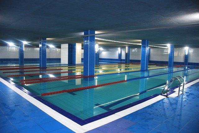 фотография Плавательный центр Планета Спорт в ТРЦ Мармелад