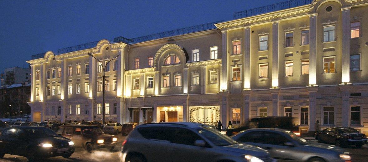 Фотогалерея - Центр косметологии и пластической хирургии имени С.В. Нудельмана на улице Московской, 19