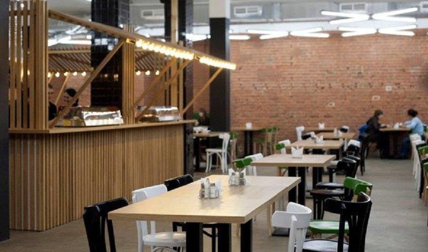 Фотогалерея - Кафе IL Giorno в бизнес-центре Даниловская Мануфактура