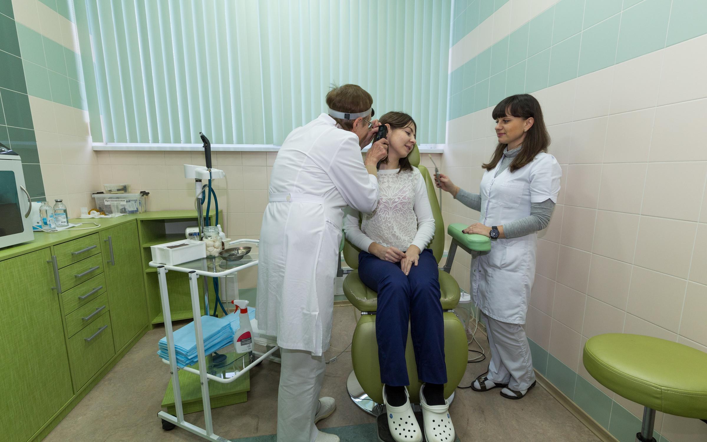 Клиники города хабаровска