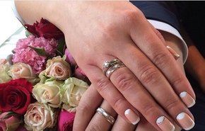 фотография Свадебный маникюр
