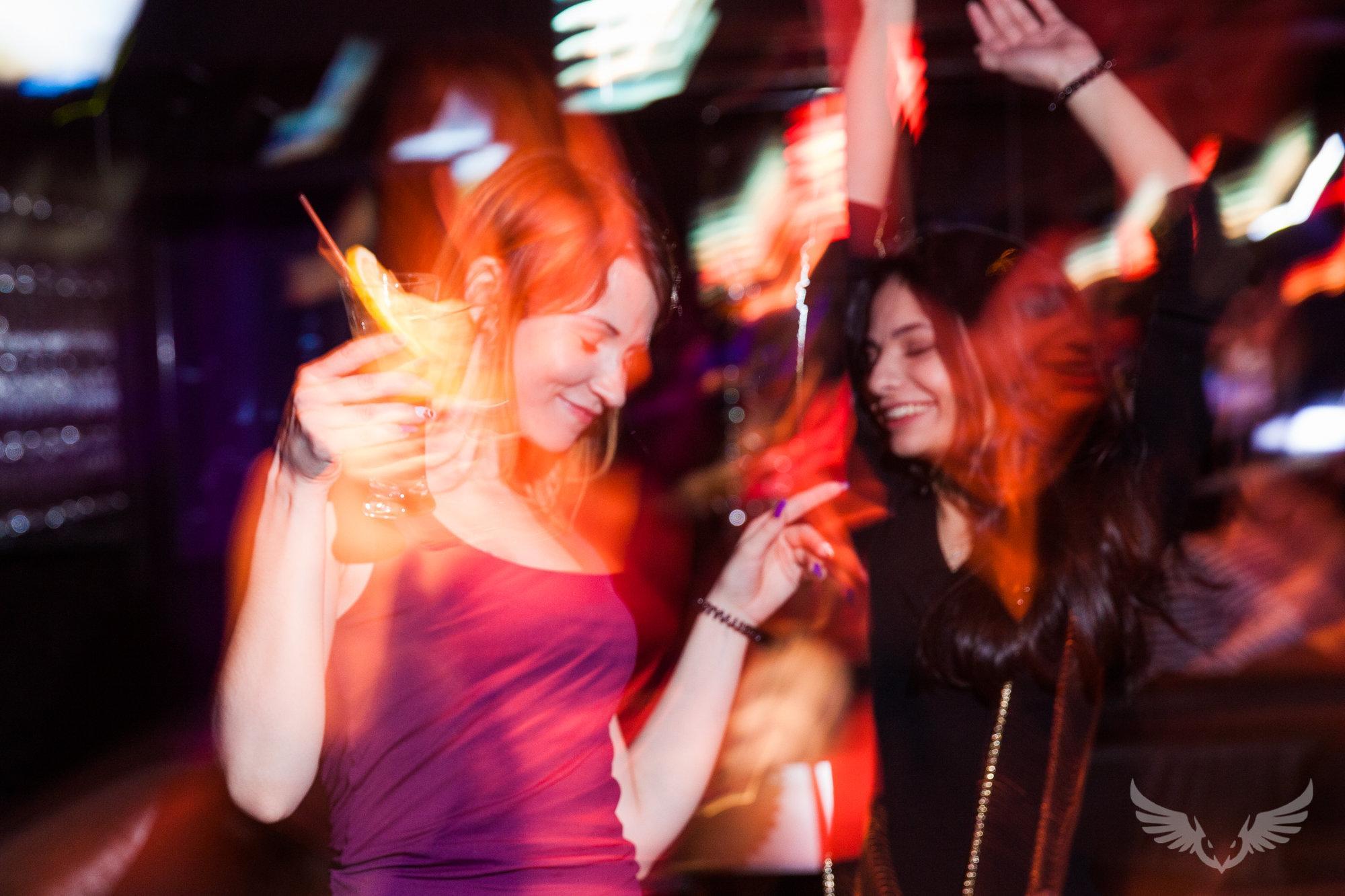 ведущая в ночные клубы москвы