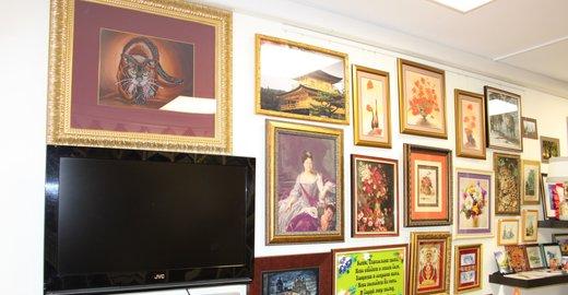 фотография Багетной мастерской Фото на документы на улице Борисовские Пруды, 18 к 1